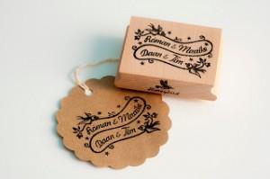 Trouwstempels, stempels voor je bruiloft
