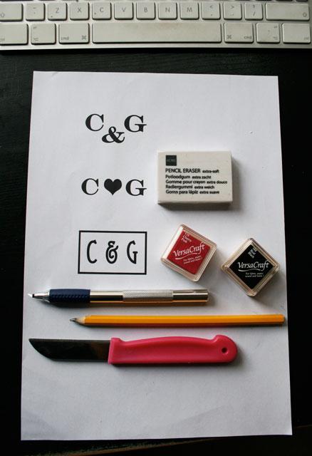 DIY-stempel-initialen-materialen