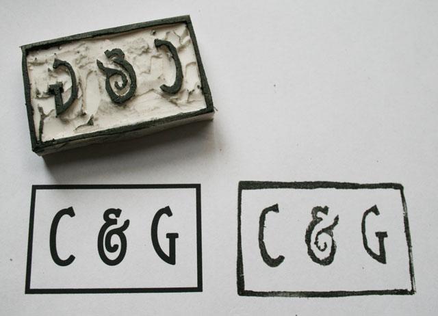 DIY-stempel-initialen-stap4