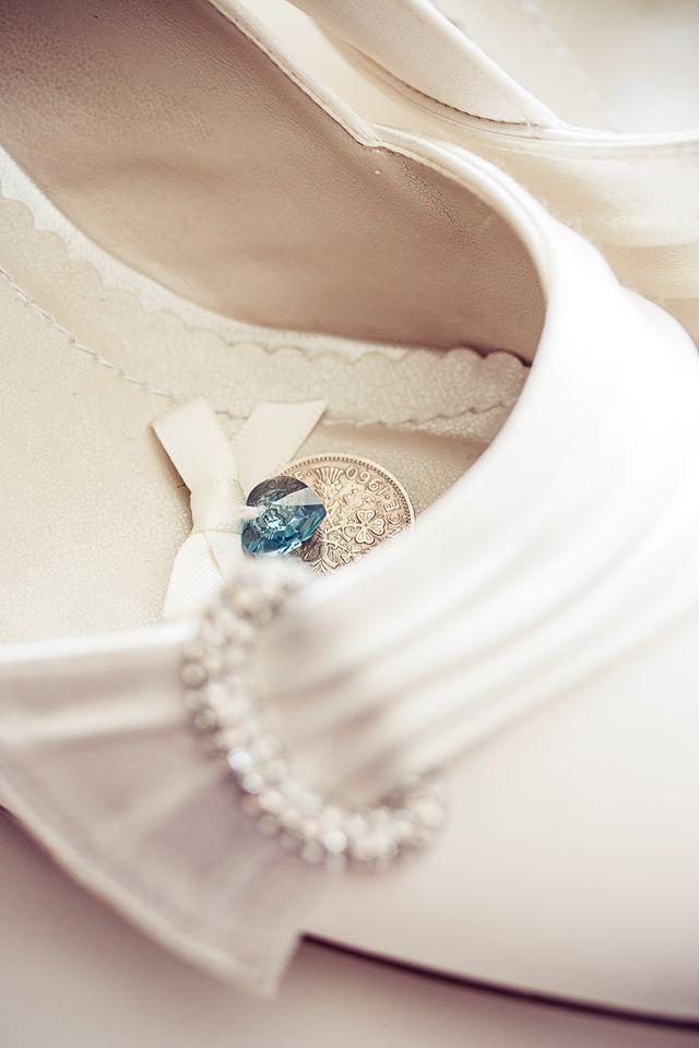 sixpence shoe bruid