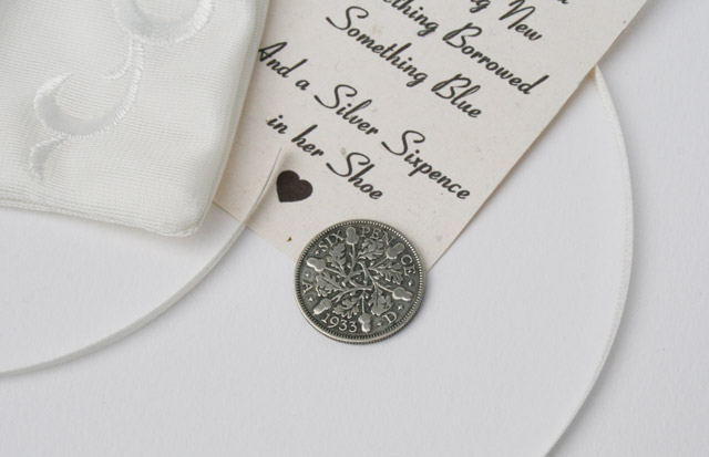silver sixpence 1933