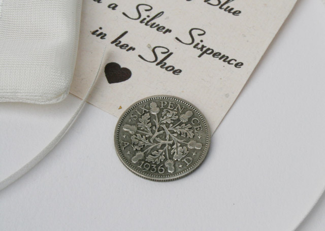 Silver Sixpence 1936