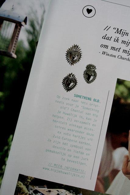 hip je huwelijk in bruid en bruidegom magazine devotiehartjes ex voto