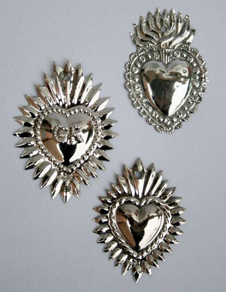 ex voto devotiehartjes bijzonder zilveren cadeau, something old voor je bruiloft
