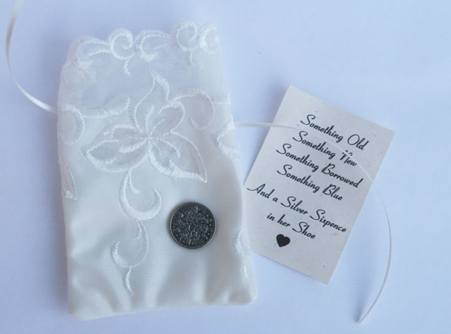 Silver Sixpence 1929