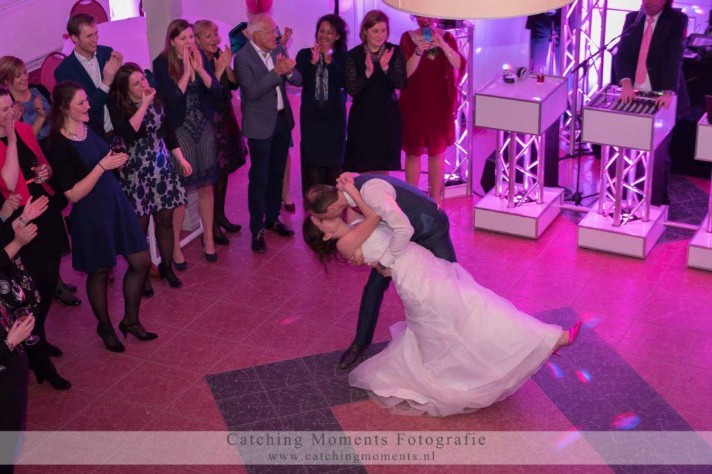 perfecte openingsdans bruiloft danszinnig