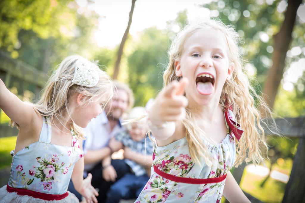 bruiloft trouwen kids kinderen tips foto's maken