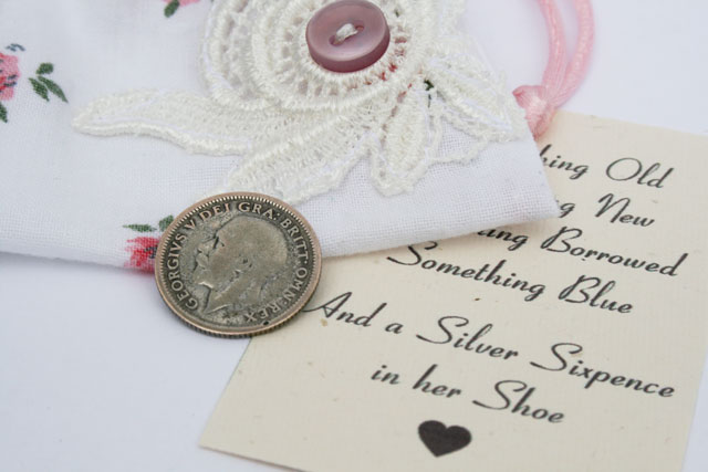 silver sixpence uit 1926