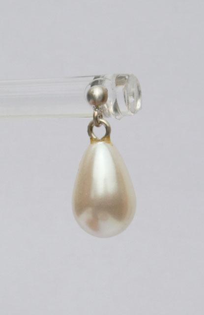 parel oorbellen voor de bruid, uit de jaren 50-60, een unieke Something Old