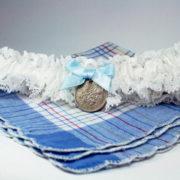 kousenband sixpence, silver sixpence, bruid