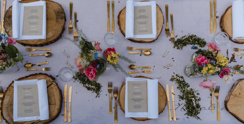 perfect gedekte tafel
