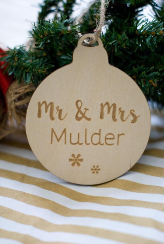 Kerstbal Mr & Mrs van Vier de Liefde