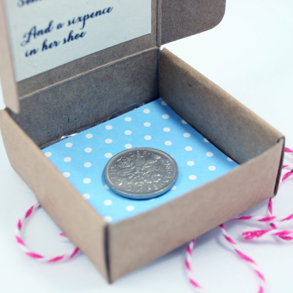 sixpence in your shoe kopen