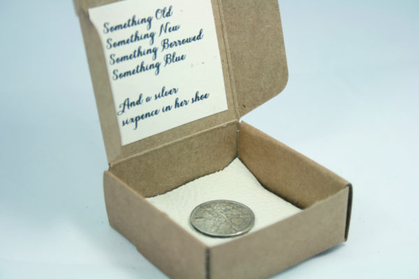 silver sixpence uit 1936