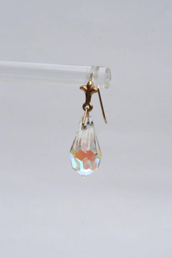 oorbellen kristal bruid