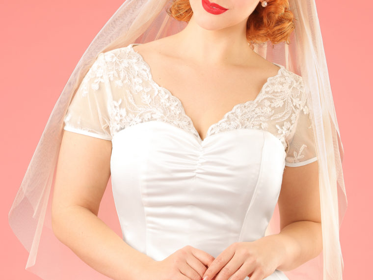 vintage stijl trouwjurken