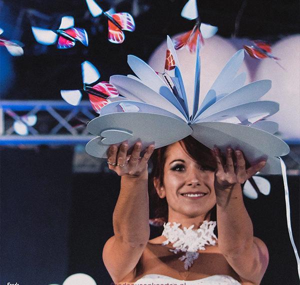 Vlinders op jullie bruiloft alternatief