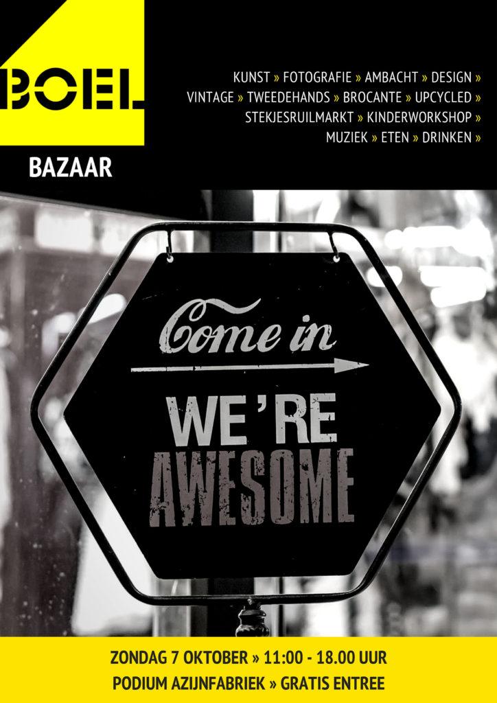 BOEL Bazaar - vintage accessoires en bruidsvintage