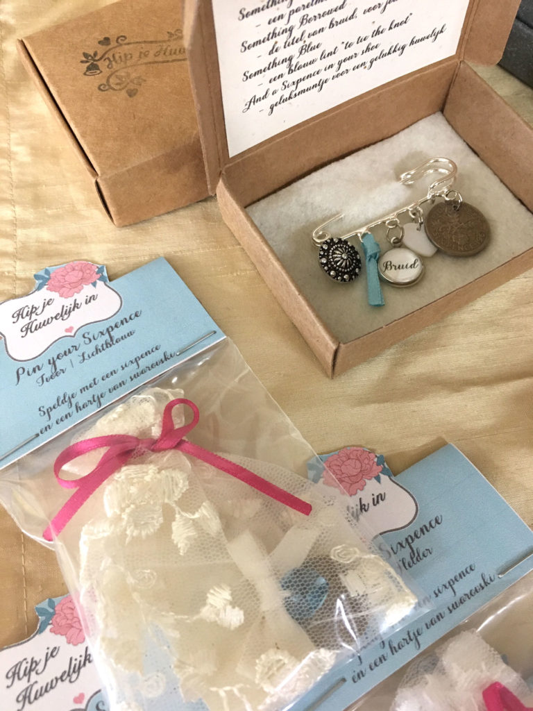 cadeautjes voor de bruid in Den Bosch