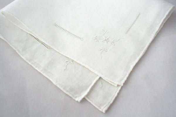 oud zakdoekje voor de bruid