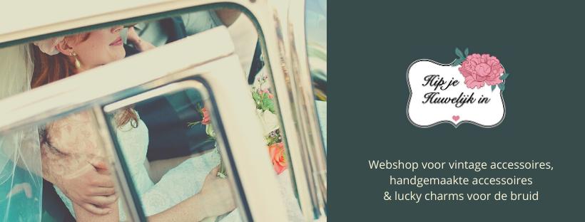 Bruidsvintage, bruidsaccessoires en sixpence webshop