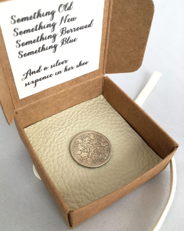 silver sixpence uit 1929