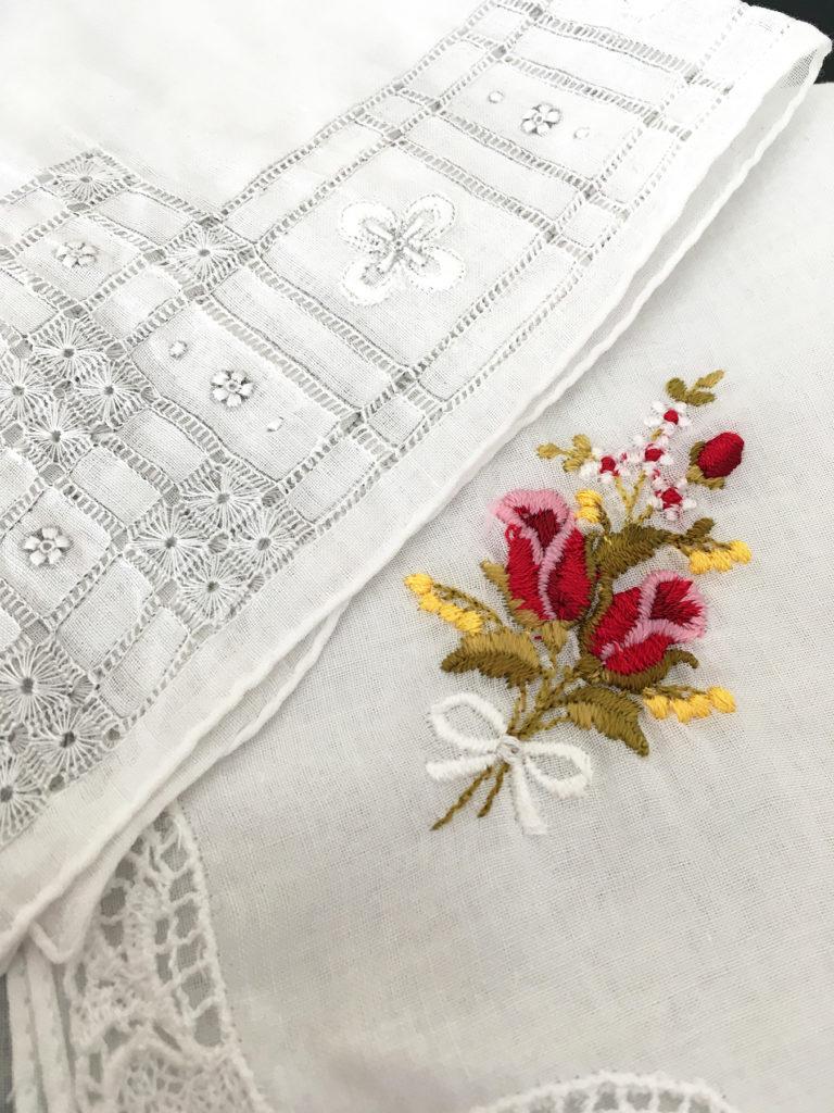 nieuwe zakdoekjes in de webshop