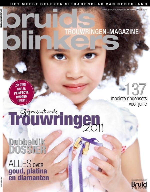 Ringkussens in Bruid & Bruidegom Magazine