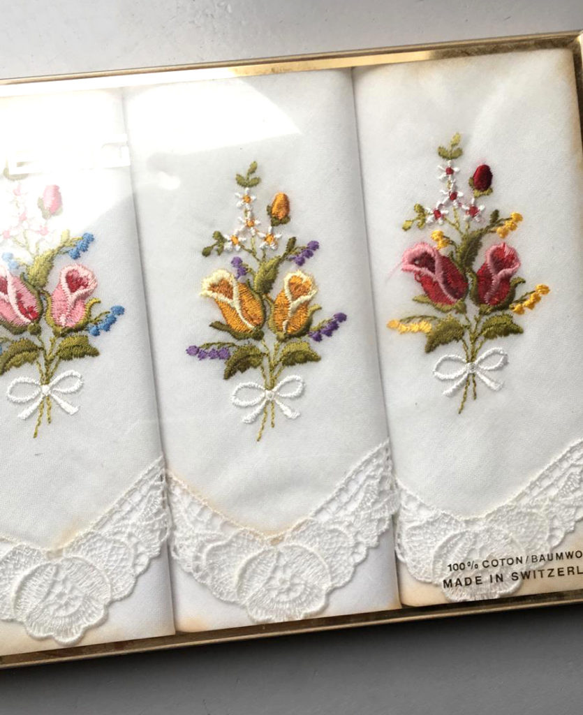 Zakdoekjes voor hun grote schoonmaakbeurt