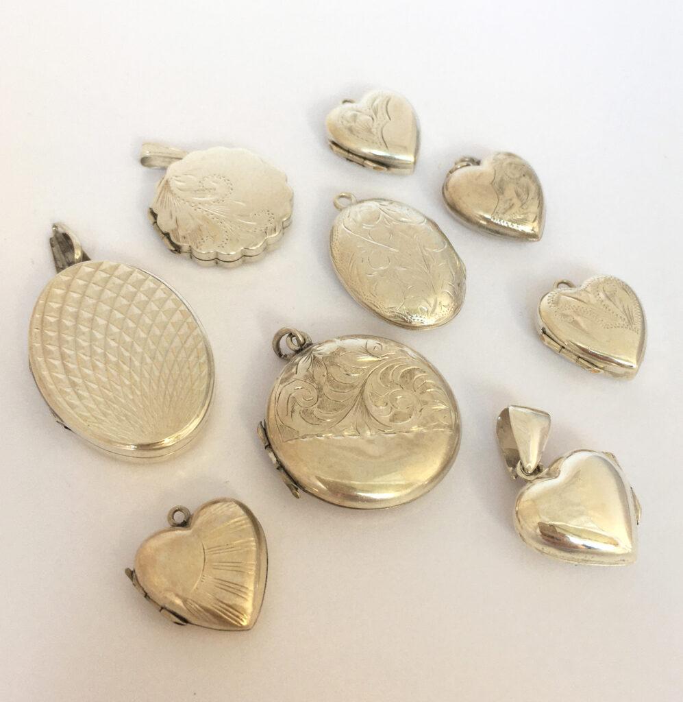 Zilveren Medaillons, te koop in de webshop