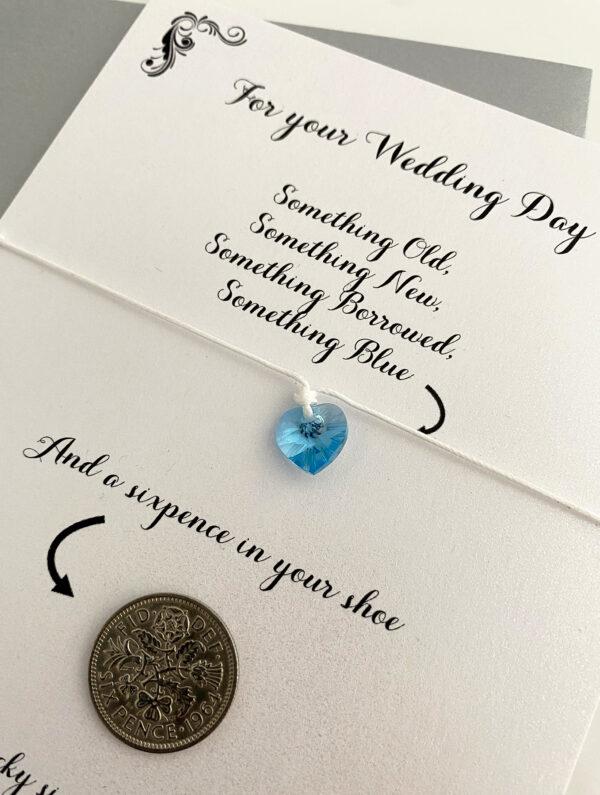 brievenbuscadeautje voor de bruid