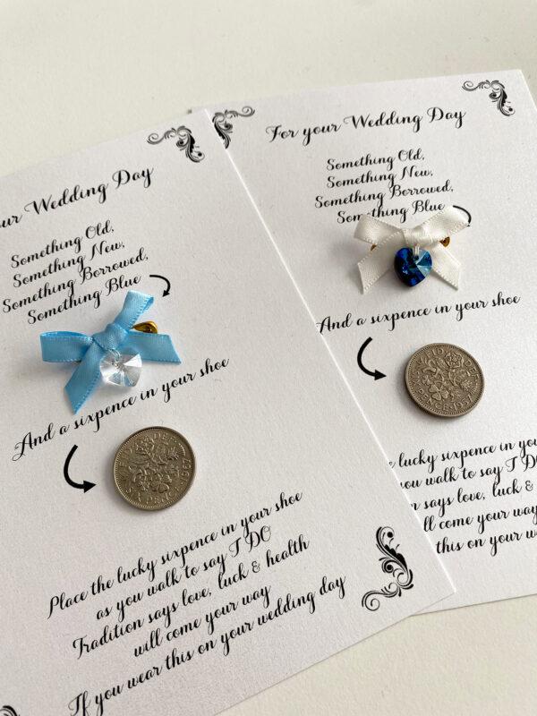 cadeautje opsturen naar de bruid