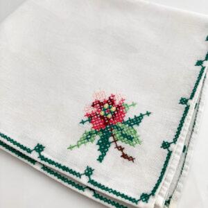 handgemaakt zakdoekje